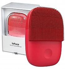 Ultraschall-Gesichtsreinigungsbürste rot - Xiaomi inFace 2 Red — Bild N3