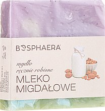 Düfte, Parfümerie und Kosmetik Handgemachte Naturseife Almond Milk - Bosphaera Almond Milk Soap