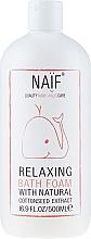 Düfte, Parfümerie und Kosmetik Entspannender Badeschaum mit natürlichem Baumwollsamenextrakt - Naif Baby & Kids