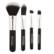 Düfte, Parfümerie und Kosmetik Make-up Pinselset 5-tlg. - Freedom Makeup London Mini Kit Brush Set