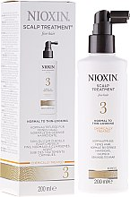 Düfte, Parfümerie und Kosmetik Pflegende Haarmaske - Nioxin Thinning Hair System 3 Scalp Treatment