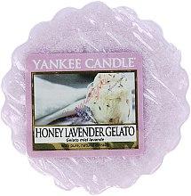 Düfte, Parfümerie und Kosmetik Tart-Duftwachs Honey Lavender Gelato - Yankee Candle Honey Lavender Gelato Tarts Wax Melts