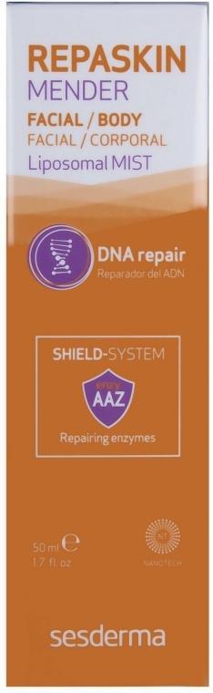 Liposomales Spray für Körper und Gesicht - SesDerma Laboratories Repaskin Mender Liposomal Mist — Bild N3