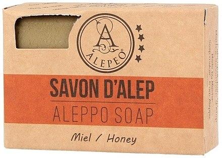 Aleppo-Seife mit Honig - Alepeo Aleppo Soap Honey — Bild N1