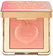 Düfte, Parfümerie und Kosmetik Gesichtspuder für perfektes Finish - Too Faced Peach Blur Translucent Smoothing Finishing Powder
