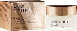 Düfte, Parfümerie und Kosmetik Nährende Öl-in-Creme für die Nacht - Anne Moller Rosage Night Oil In Cream