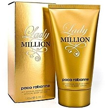 Paco Rabanne Lady Million - Körperlotion — Bild N2