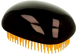 Düfte, Parfümerie und Kosmetik Entwirrbürste schwarz-orange - Twish Spiky 3 Hair Brush Shining Black