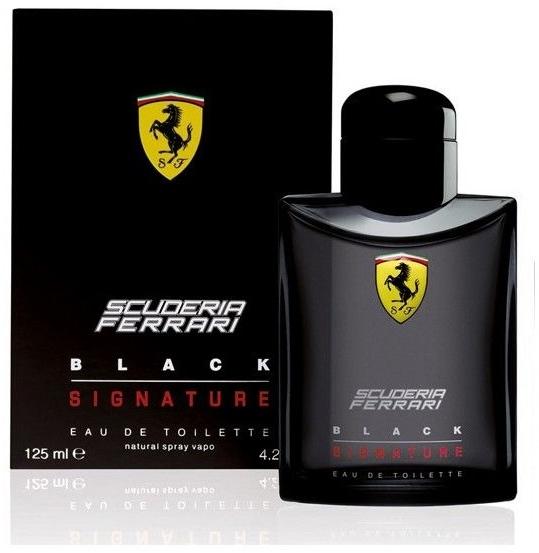 Ferrari Scuderia Ferrari Black Signature - Eau de Toilette — Bild N1