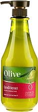 Düfte, Parfümerie und Kosmetik Conditioner mit Olivenöl für trockenes und geschädigtes Haar - Frulatte Olive Conditioner Dry & Damaged