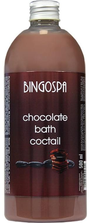 Badeschaum mit dunkler Schokolade - BingoSpa Chocolate Cocktail Bath