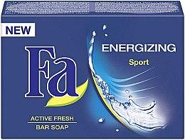 Düfte, Parfümerie und Kosmetik Parfümierte Körperseife - Fa Energizing Sport Bar Soap