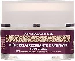 Düfte, Parfümerie und Kosmetik Aufhellende Gesichtscreme mit Schneckenschleimextrakt - Mlle Agathe Face Cream