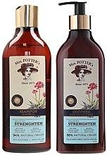 Düfte, Parfümerie und Kosmetik Haarpflegeset - Mrs. Potter's Triple Root (Shampoo 390ml + Conditioner 390ml)