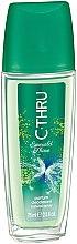 Düfte, Parfümerie und Kosmetik C-Thru Emerald Shine Deodorant Natural Spray - Parfümiertes Körperspray