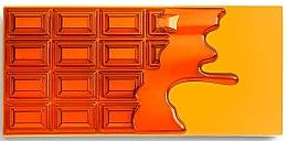 Düfte, Parfümerie und Kosmetik Lidschattenpalette mit 18 Farben - I Heart Revolution Honey Chocolate Palette