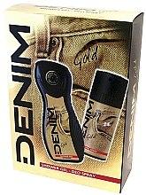Düfte, Parfümerie und Kosmetik Denim Gold - Duftset (Duschgel/250ml + Deo Spray/150ml)