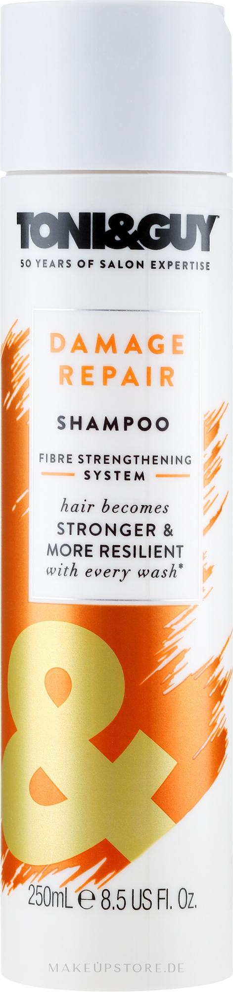 Shampoo für geschädigtes Haar - Toni & Guy Cleanse Damaged Hair Shampoo — Bild 250 ml