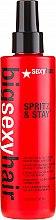 Düfte, Parfümerie und Kosmetik Schnelltrocknendes Haarspray mit starkem Halt - SexyHair BigSexyHair Spritz & Stay Intense Hold Fast Dry Non-Aerosol Hairspray