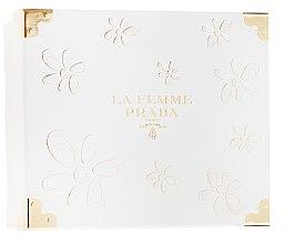 Prada La Femme Prada - Duftset (Eau de Parfum/100ml + Körperlotion/100ml) — Bild N2