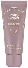 Düfte, Parfümerie und Kosmetik Cremige Foundation - Neve Cosmetics Creamy Comfort