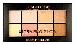 Düfte, Parfümerie und Kosmetik Highlighting-Palette - Makeup Revolution Ultra Pro Glow