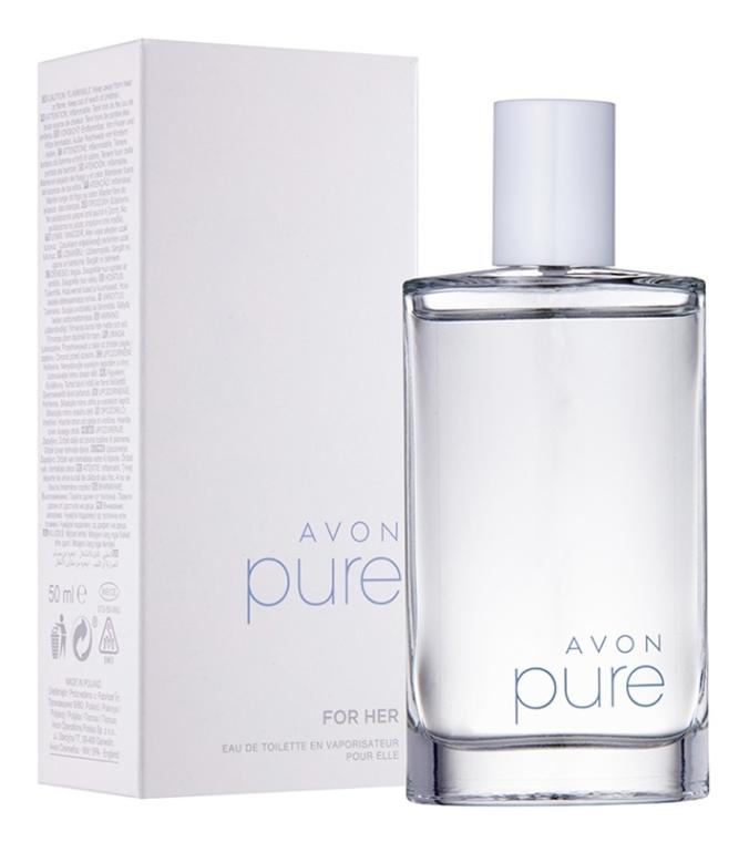 Avon Pure For Women - Eau de Toilette — Bild N2