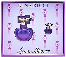 Düfte, Parfümerie und Kosmetik Nina Ricci Luna Blossom - Duftset (Eau de Toilette 80ml + Eau de Toilette 10ml)