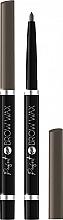 Düfte, Parfümerie und Kosmetik Augenbrauenwachs - Bell Perfect Brow Wax