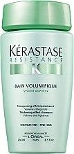 Düfte, Parfümerie und Kosmetik Shampoo für mehr Volumen - Kerastase Resistance Bain Volumifique Shampoo For Fine Hair