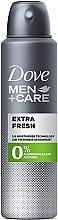 Düfte, Parfümerie und Kosmetik Alkohol- und aluminiumfreies Deospray - Dove Men+Care Extra Fresh