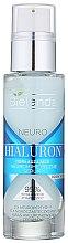 Düfte, Parfümerie und Kosmetik Verjüngendes Gesichtsserum - Bielenda Neuro Hialuron Rejuvenating Serum