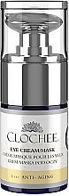 Düfte, Parfümerie und Kosmetik Regenerierende Creme-Maske für die Augenpartie - Clochee Intensive Regenerating Eye Cream/Mask