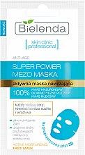 Düfte, Parfümerie und Kosmetik Aktive Feuchtigkeisspendende Gesichtsmaske - Bielenda Skin Clinic Professional Mezo Maska Anti-age
