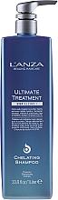 Düfte, Parfümerie und Kosmetik Professionelles sulfatfreies Pflegeshampoo - L'anza Ultimate Treatment Step 1 Chelating Shampoo