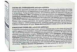 Set Gesichtscreme-Gel und After Shave - Collistar Linea Uomo Energizzante (cr/50ml + ash/gel/15ml) — Bild N2