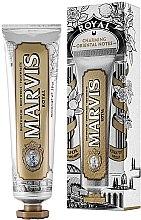 Düfte, Parfümerie und Kosmetik Zahnpasta mit Limone, Rose und Minze - Marvis Royal Limited Edition Toothpaste