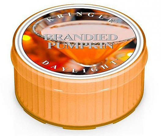 Duftkerze Daylight Brandied Pumpkin - Kringle Candle Daylight Brandied Pumpkin — Bild N1