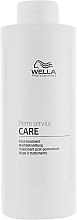 Düfte, Parfümerie und Kosmetik Umformungspflege-Nachbehandlung - Wella Professionals Perm Service Care Post Treatment
