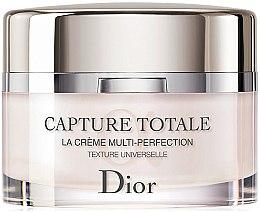 Düfte, Parfümerie und Kosmetik Revitalisierende und glättende Anti-Aging Gesichtscreme mit universeller Textur - Dior Capture Totale Multi-Perfection Texture Universelle