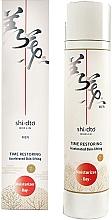 Düfte, Parfümerie und Kosmetik Feuchtigkeitsspendende und straffende Tagescreme für das Gesicht mit Lifting-Effekt - Shi/dto Men Time Restoring Accelerated Skin-Lifting Anti-Aging Day Cream With Resveratrol And Kakadu Plum Bio-Extract
