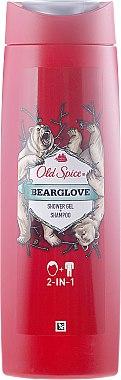 Duschgel - Old Spice Bearglove Shower Gel+Shampoo — Bild N1