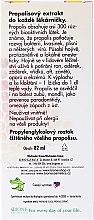 Propolis-Extrakt bei Neurodermitis, Juckreiz und Wundstellen - Bione Cosmetics Honey + Q10 Pure Bee Propolis — Bild N3