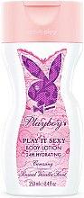 Düfte, Parfümerie und Kosmetik Playboy Play It Sexy - Körperlotion