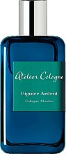 Düfte, Parfümerie und Kosmetik Atelier Cologne Figuier Ardent - Eau de Cologne