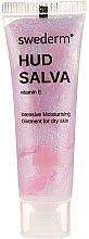 Düfte, Parfümerie und Kosmetik Intensiv feuchtigkeitsspendende Körpercreme mit Vitamin E - Swederm Hudosil Hud Salva Intensive (Probe)