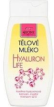 Düfte, Parfümerie und Kosmetik Körperlotion mit Hyaluronsäure - Bione Cosmetics Hyaluron Life Body Milk With Hyaluronic Acid