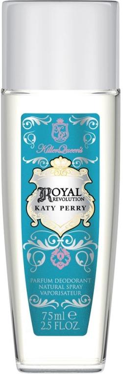 Katy Royal Revolution - Parfümiertes Körperspray
