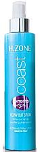 Düfte, Parfümerie und Kosmetik Wärmeschutzendes Haarspray - H.Zone Coast Time Spray