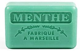Düfte, Parfümerie und Kosmetik Marseiller Seife Minze - Foufour Savonnette Marseillaise Menthe